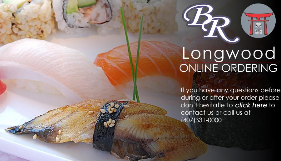 Longwood Online Orders