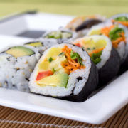 Mixed Veggie Roll