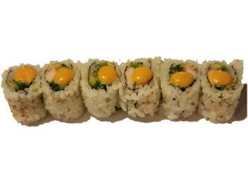Crunchy Seaweed Roll