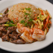 Hibachi Lunch Platter Pick 2