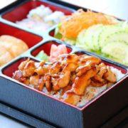 Hibachi Lunch Bento Box